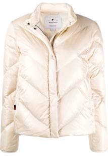 Woolrich Zipped Padded Jacket - Neutro