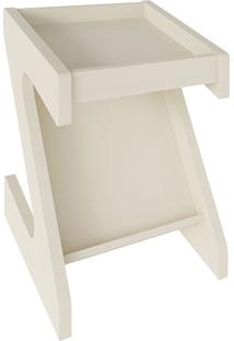 Mesa De Apoio Zeus - Artely - Off White