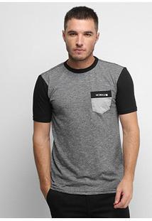Camiseta Nicoboco Especial Slim Fit Amara Masculina - Masculino