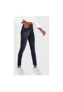 Calça Jeans John John Skinny Argentina Azul