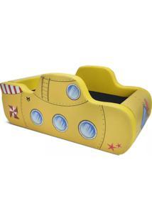 Mini Cama Submarino - Amarela
