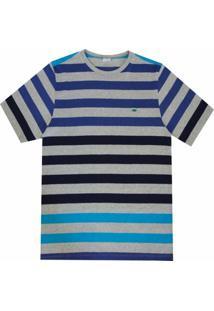 Camiseta Pau A Pique - Masculino-Azul