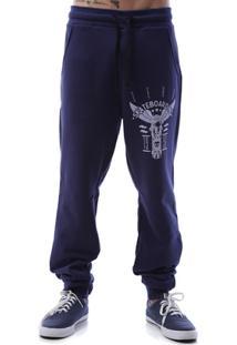 Calça De Moletom Zero Stamped Leg - Masculino