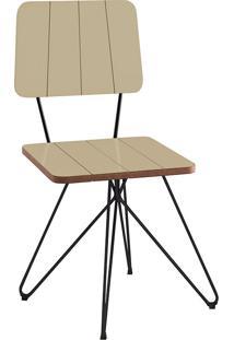 Cadeira Costela Butterfly-Daf Mobiliário - Fendi
