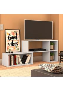 Rack Para Tv De 42''Polegadas - Nova Mobile - Branco