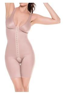 Modelador Com Pernas E Alças Reforçadas Mondress (02Ra)