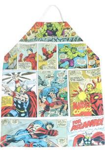 Avental Marvel Comics Colors