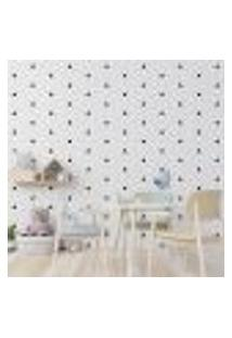 Adesivo Decorativo De Parede - Kit Com 300 Triângulos - 002Kaa13