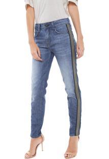 72181be31 ... Calça Jeans Triton Slim Fátima Azul
