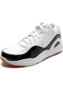 Tênis Nike Sportswear Dilatta Premium Branco/Preto