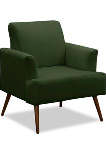 Poltrona Iris Verde