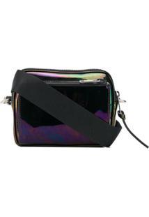 Givenchy Mc3 Cross Body Bag - Preto