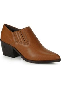 Ankle Boots Desmond Caramelo
