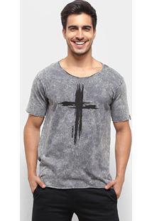 Camiseta Bossa Brasil Cross Masculina - Masculino