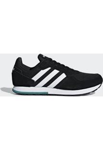 Tênis Adidas 8K Masculino - Masculino-Preto