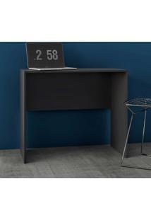 Mesa Para Computador Easy Blc31 Preto - Brv Móveis