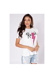 Camiseta Preview You Rock Branco