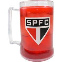 Caneca Gel São Paulo Spfc Vermelha ff115fb58c0ed