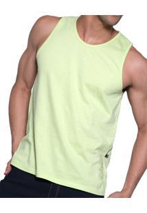... Camiseta Regata Masculina Oitavo Ato Lisa Básica Mescla - Masculino be60ae003dd