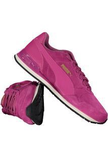 1493f1b0e7 Tênis Puma Rosa feminino
