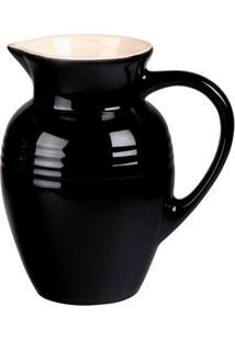 Jarra Le Creuset Black Onyx Cerâmica 2L - 16387