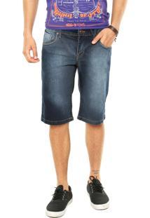 Bermuda Jeans Volcom 2X4 Azul