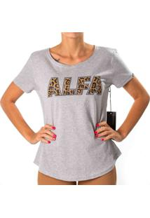 Camiseta Alfa Candy Onça