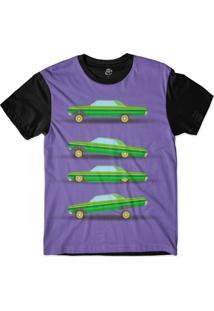 Camiseta Bsc Lowrider Sublimada Preto