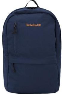 Mochila Timberland Backpack Embroidery 28L - Unissex-Marinho