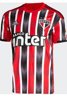 Camisa São Paulo Ii 19/20 S/Nº Torcedor Adidas Masculina - Masculino