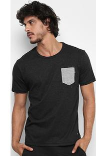 Camiseta Oakley Especial Mod Prime Pocket Sp Masculina - Masculino