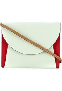 Marni Circle Clutch Bag - Green