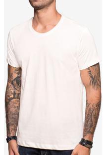 Camiseta Básica Meia Malha Off 100308