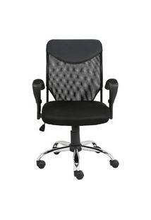 Cadeira Office Multilaser Lift, Até 120Kg, Braços/Altura Ajustáveis - Ga203