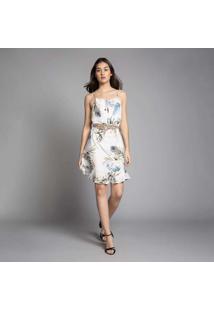 Vestido Com Alça Estampa Keeling - Lez A Lez