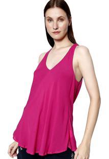 Regata Energia Fashion Dupla Face Ii Rosa