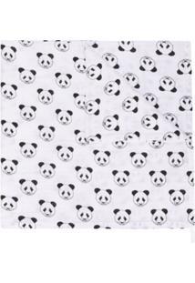 Moumout Cobertor Estampado - Panda