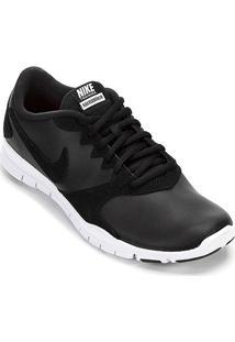 Tênis Nike Flex Essential Tr Lt Feminino - Feminino-Preto+Branco