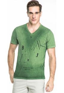 Camiseta Base Estampada Destroy - Masculino