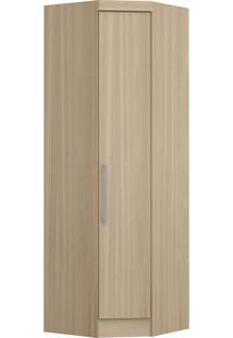 Modulo De Canto Com 1 Porta Obliquo Infinity 3805A-Castro Móveis - Nogueira