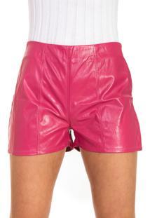 Short Beautifull Hit Pink