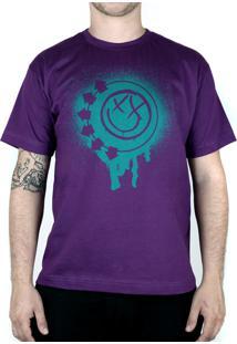 Camiseta 182Life Blink Smile Painted