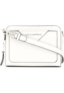 Karl Lagerfeld K/Klassik Crossbody Bag - Neutro