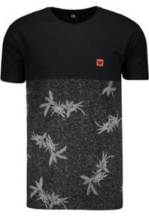 Camiseta Hang Loose Especial Flor - Masculino