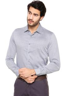 Camisa Sergio K Point Cinza