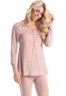 Pijama Amour Longo