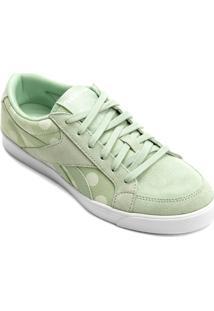 Tênis Reebok Reefunk Ii Lo Core - Feminino-Verde Claro+Branco