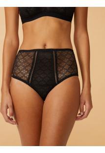 Calcinha Hot Pant Detalhes Frente