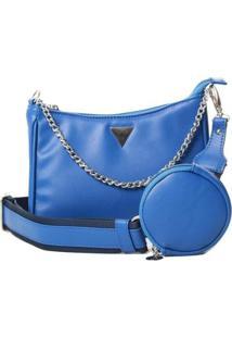 Bolsa Edi 0673 1199999 - Feminino-Azul