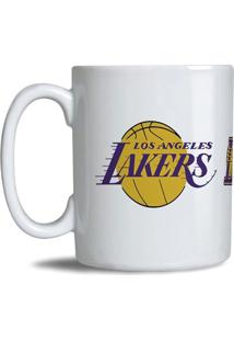 Caneca Nba Los Angeles Lakers - Unissex